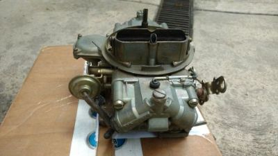 Sell 1969 Holley #4346 Carburetor 396-375HP L78 L89 427-425HP Copo Yenko motorcycle in Warren, Ohio, United States, for US $600.00