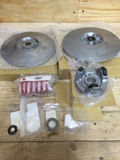 Buy Yamaha Gas Golf Cart Driven Secondary Power Clutch Kit Low End G2-G22 Golf Car motorcycle in Dingmans Ferry, Pennsylvania, United States, for US $170.00