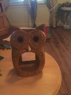 Cute large candle holder