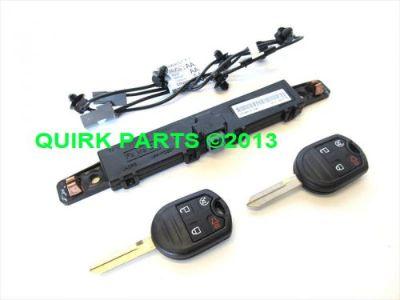 Buy 2011-2014 Ford F150 Remote Car Starter Alarm Plug N Play RPO Kit OEM NEW Genuine motorcycle in Braintree, Massachusetts, United States, for US $254.25