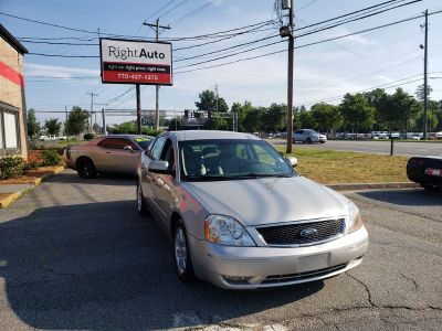 2006 Ford Five Hundred SEL (Silver Or Aluminum)