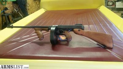 For Sale: THOMPSON TOMMY GUN