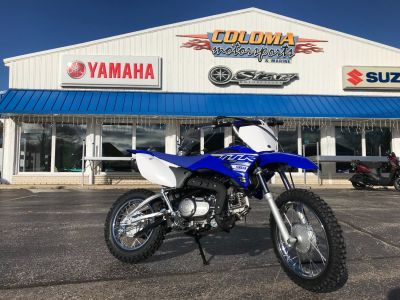 2019 Yamaha TT-R110E Motorcycle Off Road Coloma, MI