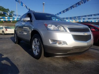 2012 Chevrolet Traverse LT (SIL)