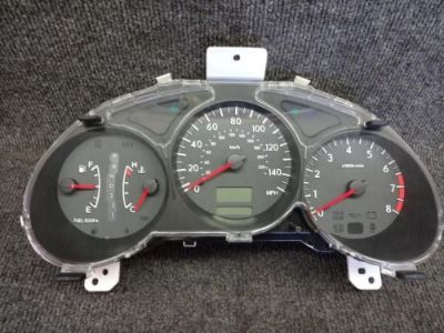 Purchase 04 SUBARU FORESTER XT WGN SPEEDOMETER CLUSTER 160K # 85012SA131 GOOD USED OEM motorcycle in Rhinelander, Wisconsin, United States, for US $54.99