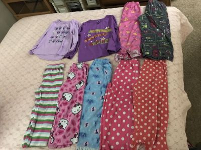 Pjs lot size 4 all for $12 firm