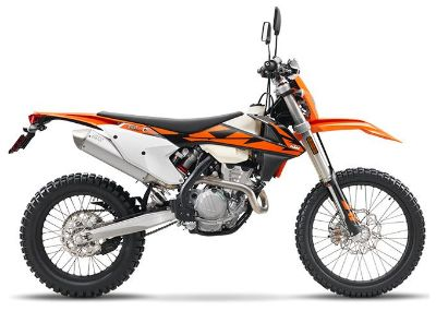 2018 KTM 250 EXC-F Dual Purpose Motorcycles Bennington, VT