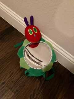 Eric Carle Hungry Caterpillar Back Seat Baby View Mirror
