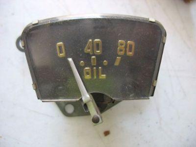 Find NOS 1951 CHRYSLER 8 OIL GAUGE CLUSTER MOPAR # 1383389 motorcycle in Statham, Georgia, United States, for US $32.30