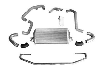 Buy Injen SES1200FMGT - 2004 Subaru WRX Polished Aluminium Car Intercooler Kit motorcycle in Pomona, California, US, for US $1,588.02
