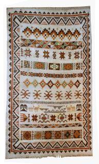 Vintage Belgian Savonnerie rug, 1B555