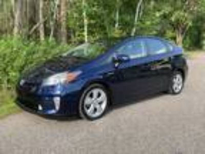 SOLD 2012 Toyota Prius Hybrid FIVE Leather P. Seat Navigation Camera LED Hea...