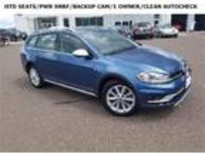 used 2018 Volkswagen Alltrack for sale.