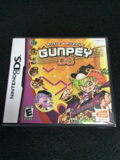 """Nintendo DS Game""""Music puzzle gunpay ds""""for kids"""