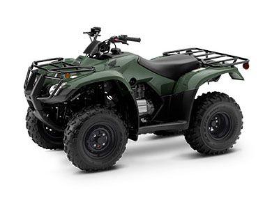 2019 Honda FourTrax Recon Utility ATVs Panama City, FL