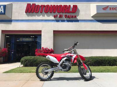 2018 Honda CRF250R Motocross Motorcycles EL Cajon, CA