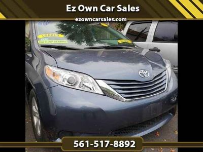 Used 2017 Toyota Sienna for sale