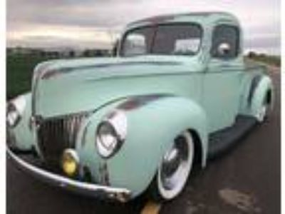 1940 Ford 1/2 Ton Pickup Truck 350