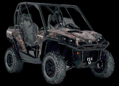 2018 Can-Am Commander XT 1000R Side x Side Utility Vehicles Cartersville, GA