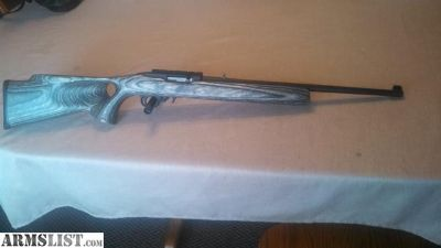 For Sale: Ruger 10-22 Thumb Hole Laminate