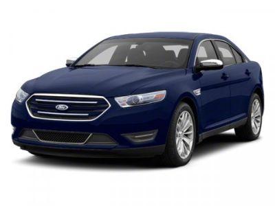 2013 Ford Taurus SE (OXFORD WHITE)