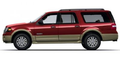 2007 Ford Expedition EL XLT (Blue)