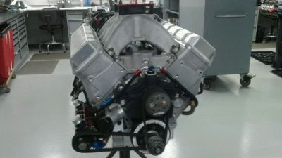 Buy Chevy SB2 small block Aluminum block race engine- freshly rebuilt motorcycle in Plymouth, Michigan, United States