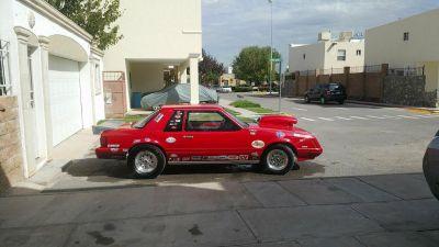 1979 Mustang Drag Car