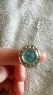 Ring watch just needs battery