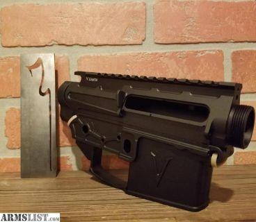 For Sale: V Seven Weapon System LR Enlightened AR-15 Lower Receiver Builder Set $779