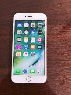 apple iphone 6 - 64gb - silver (t-mobile) smartphone