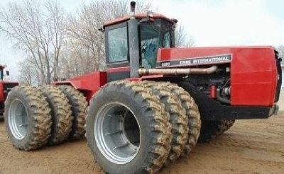 1994 Case IH 9280 tractor for sale in Garden City, SD.