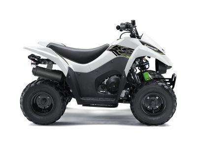2019 Kawasaki KFX 50 Sport-Utility ATVs Plano, TX