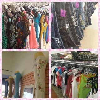 Young Women's and Teens Clothing Liquidation / Closeout -- Forever 21 type clothing (24,000lbs of clothes)