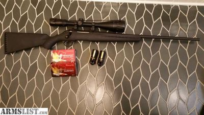 For Sale/Trade: Ruger .22-250 w/scope