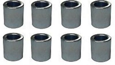 "Purchase Rod End Reducer 1/2"" OD x 3/8"" ID 8 PACK Heims spacer offroad 4x4 Dirt IMCA Ends motorcycle in Lincoln, Arkansas, United States, for US $18.97"
