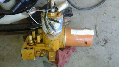Buy Meyer E60 snow plow pump E 60 E47 Quick lift motorcycle in Independence, Missouri, United States, for US $350.00