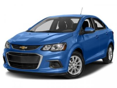 2019 Chevrolet Sonic LT (Nightfall Gray Metallic)