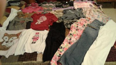 Size 12 girl's clothes excellent condition name brand all for $15