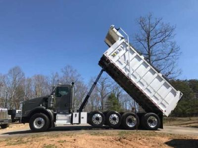 Virginia - Dump truck financing - (A through D) credits are welcome