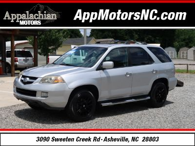 2005 Acura MDX Touring (Silver)