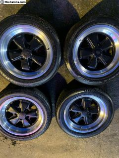 Original 911 wheels