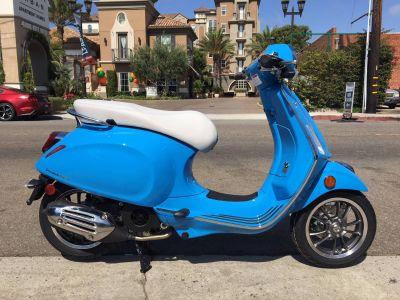 2019 Vespa Primavera 50th Anniversary 150 cc 250 - 500cc Scooters Marina Del Rey, CA