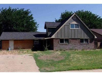 3 Bed 2 Bath Foreclosure Property in Amarillo, TX 79106 - Hanson Rd