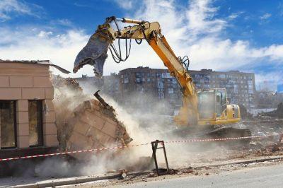 Affordable - Demolition - Construction Cleanup