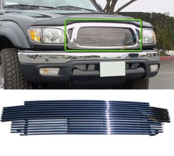 Buy 01-04 Toyota Tacoma Classic Billet Grille Grill 02 03 insert Replacement Replace motorcycle in Los Angeles, California, United States, for US $39.95
