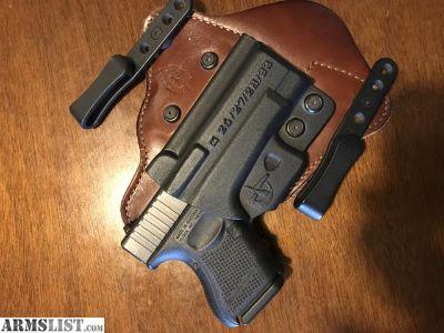 For Sale: Glock 26 gen 4