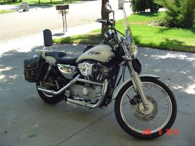 2000 Harley-Davidson SPORTSTER 883 CUSTOM
