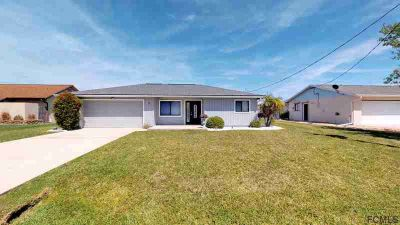 7 Claridge Ct S Palm Coast Three BR, FIVE MINUTE BOAT RIDE TO THE