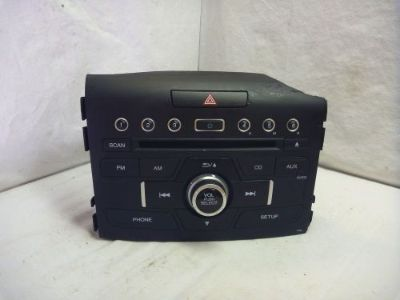 Purchase 15 Honda Crv CR-V Radio Cd Player 1XND 39100-T0A-A911 C57943 motorcycle in Williamson, Georgia, United States